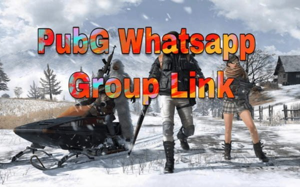 Join 100+ PubG Whatsapp Group Link