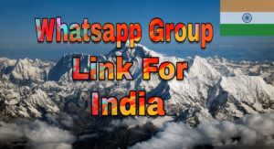 Join Indian Whatsapp Group