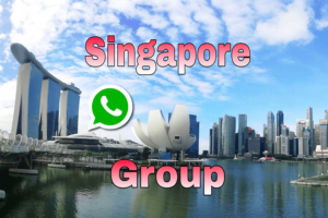 Whatsapp Group Link For Singapore