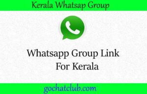 Kerala WhatsApp Group Links 2020