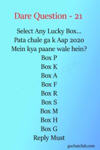 lucky box game